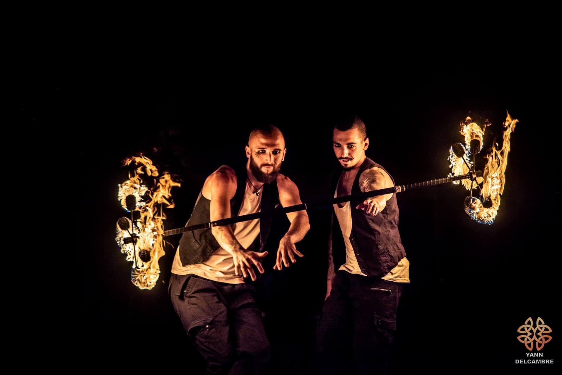 Pokaz Ognia • Big-Bang