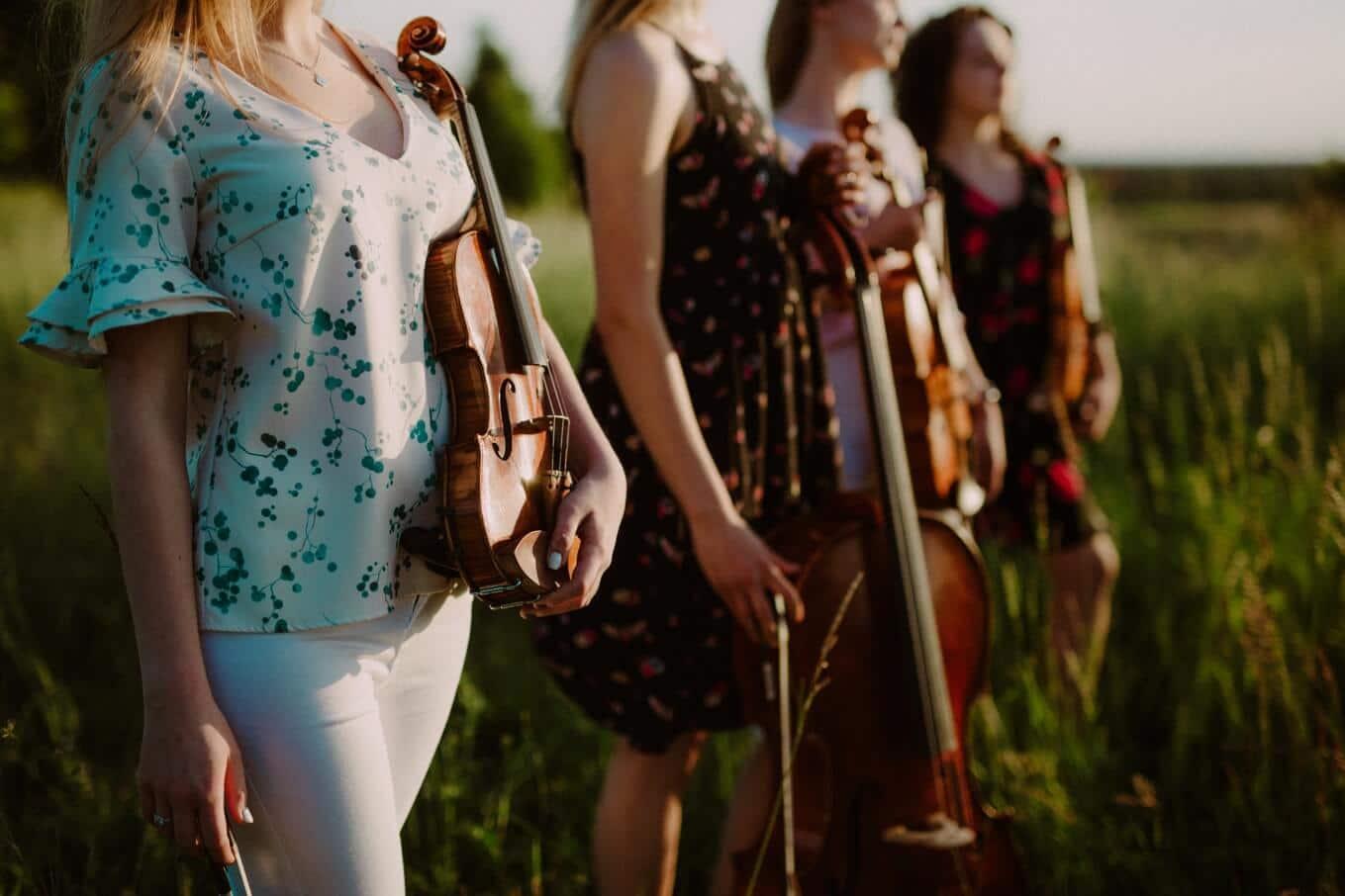 Infinity String Quartet (11)