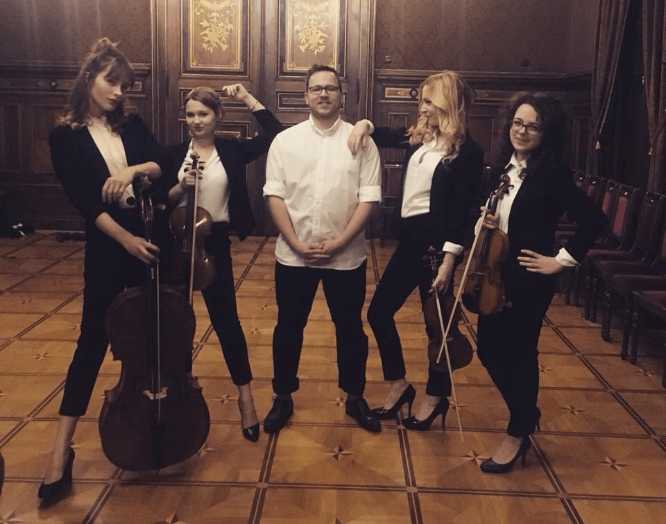 String & Piano Quintet (5)