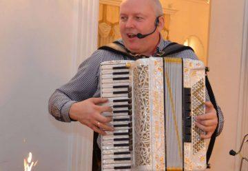 Akordeonista z Łodzi