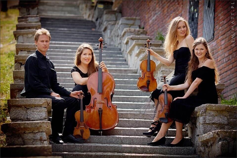 Kwartet Smyczkowy na Event